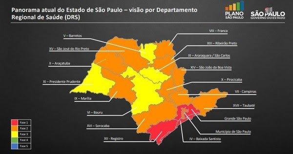 São Paulo, um oasis em meio ao deserto?