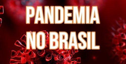 Pandemia no Brasil