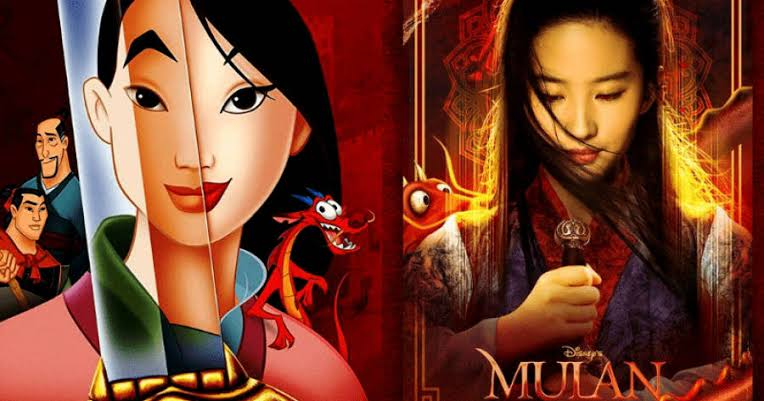 O lançamento de Mulan no streaming e o futuro do cinema