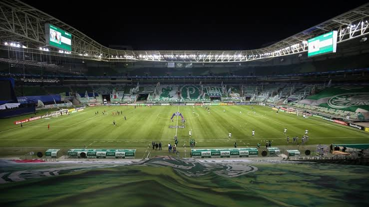 Palmeiras campeão paulista 2020