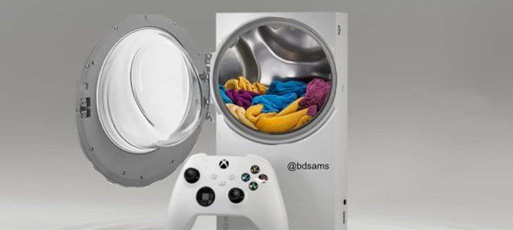 Xbox Series S Lockhart meme